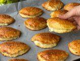 Az Malzemeli Bayatlamayan Peynirli Poğaça Tarifi