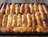 3 Yufka ile 1 Tepsi Patatesli Börek Tarifi