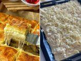 Dışı Çıtır Çıtır İçi Yumuşacık Bol Peynirli Börek Tarifi
