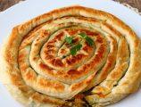 Hazır Yufkadan Ispanaklı Tava Böreği Tarifi