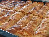 Hazır Yufkayla 5 Dakikada Yap, At Fırına: Patatesli Börek