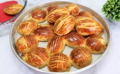 Toz Maya ve Kabartma Tozu Bir Arada Pastane Poğaçası Tarifi