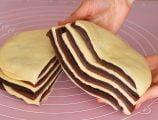 Üç Renkli Tatlı Çörek Tarifi