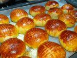 Pastanelerde Satılan Peynirli Poğaçalar Nasıl Yapılır?