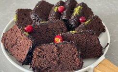 Çikolata Kaplı Islak Kek Tarifi