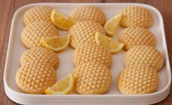 Limonlu Kurabiye Tarifi – Sadece Sıvı Yağ ile Katı Yağsız